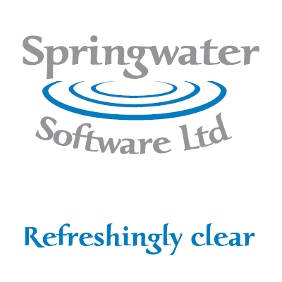 Springwater Software Ltd - refreshingly clear