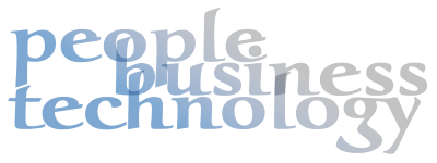 people, business, technology
